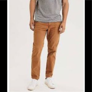 American Eagle Outfitters Original Straight Khakis